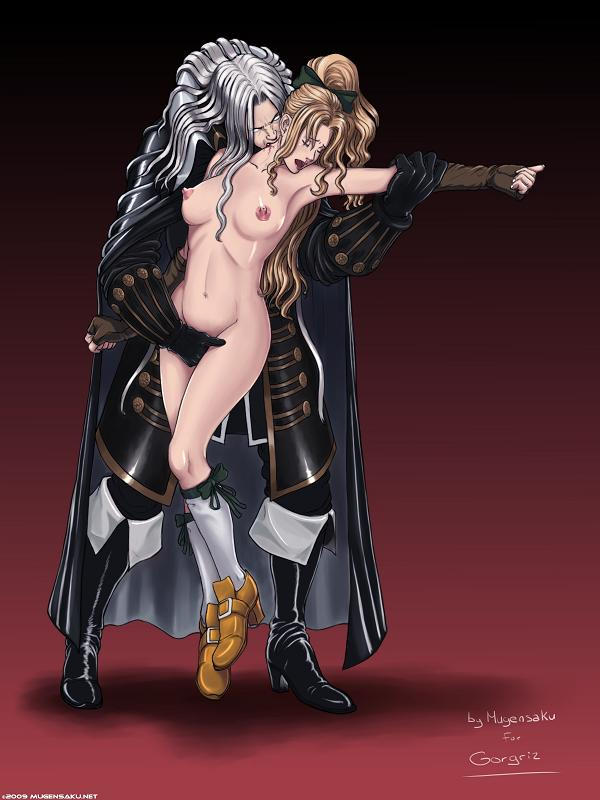sorrow headhunter aria of castlevania Caster of the nocturnal castle