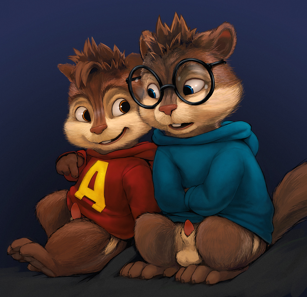 the chipmunks alvin eleanor and League of legends christmas hentai