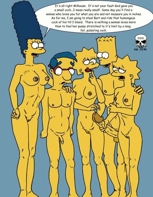 bart imagefap and marge fear the Good stuff to jerk off to