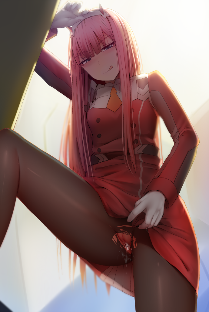 code darling 001 in franxx the Bambi great prince of the forest