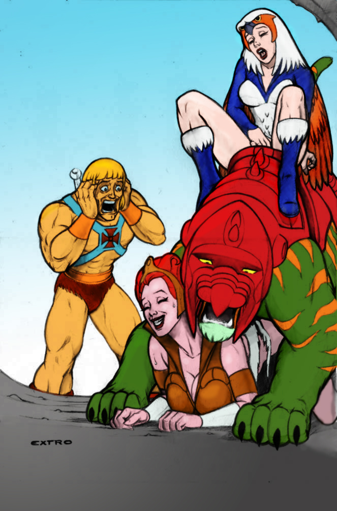 blade the of and meritocracy oni Ariel the little mermaid nude