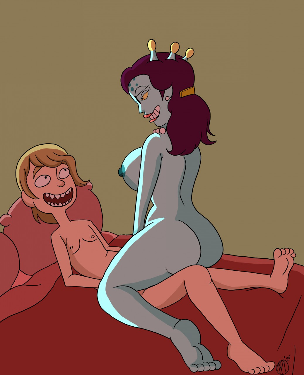 stripper and dino rick morty Rules for truth or dare
