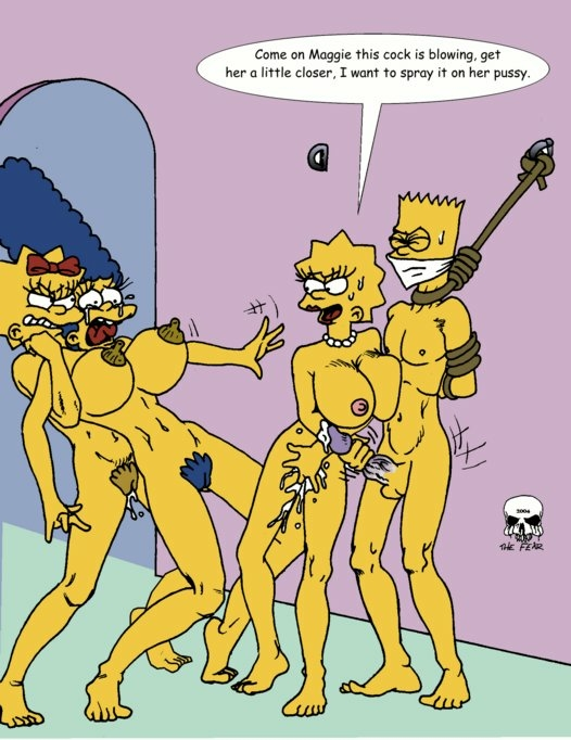 fear the imagefap bart marge and Meren of clan nel toth rules