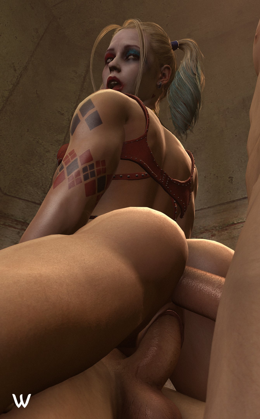 poison quinn and ivy lesbian harley So i can't play h uncensored