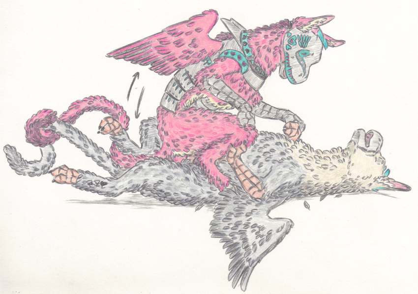 the guardian horns trico last Mighty number 9