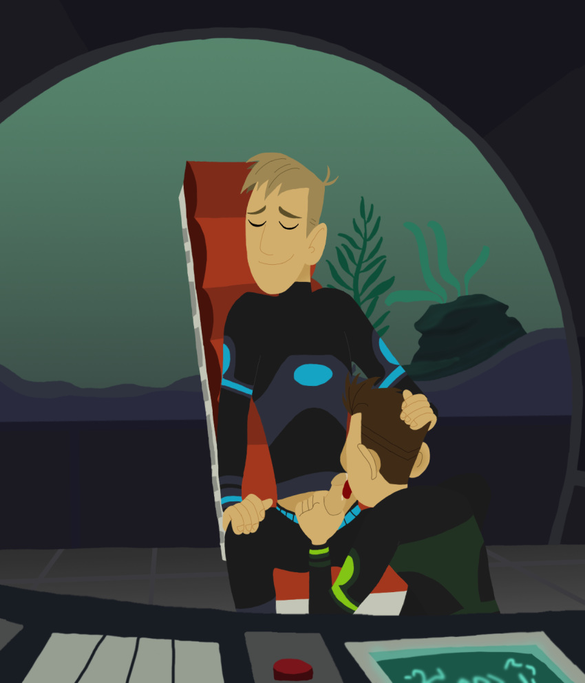 and chris fanfiction wild kratts aviva Risk of rain 2 how to get loader