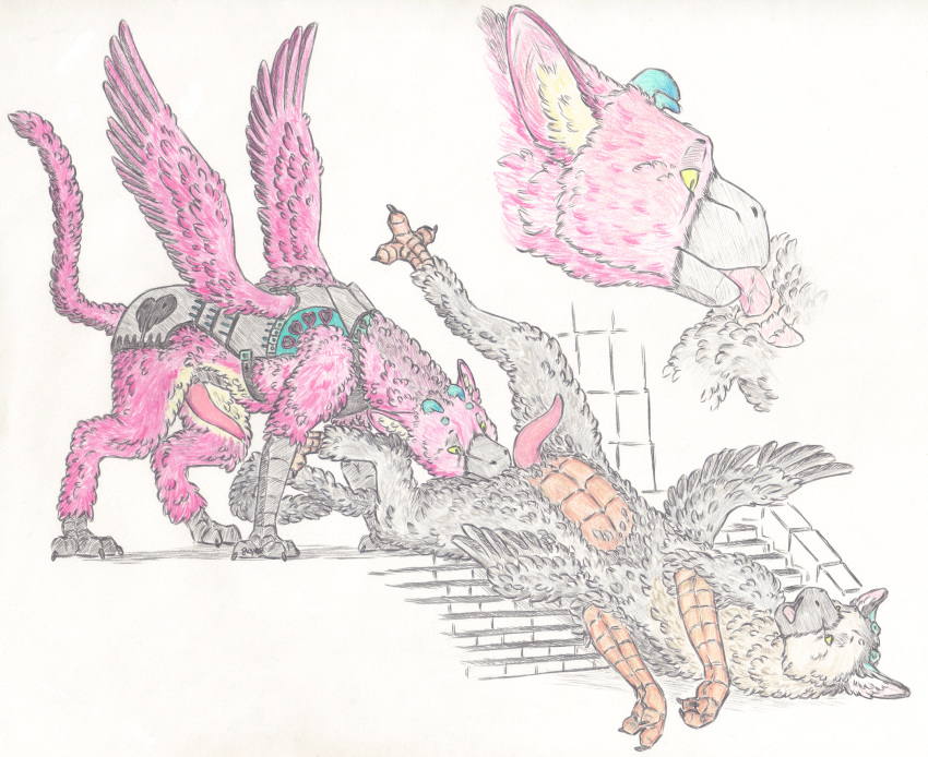 guardian the evil last trico Devil may cry 3 nevan